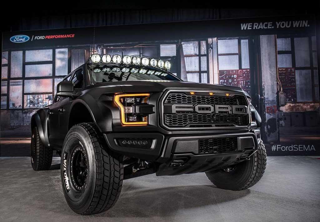 new fordf150 raptor prerunner lifted