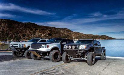 prerunner trucks photography