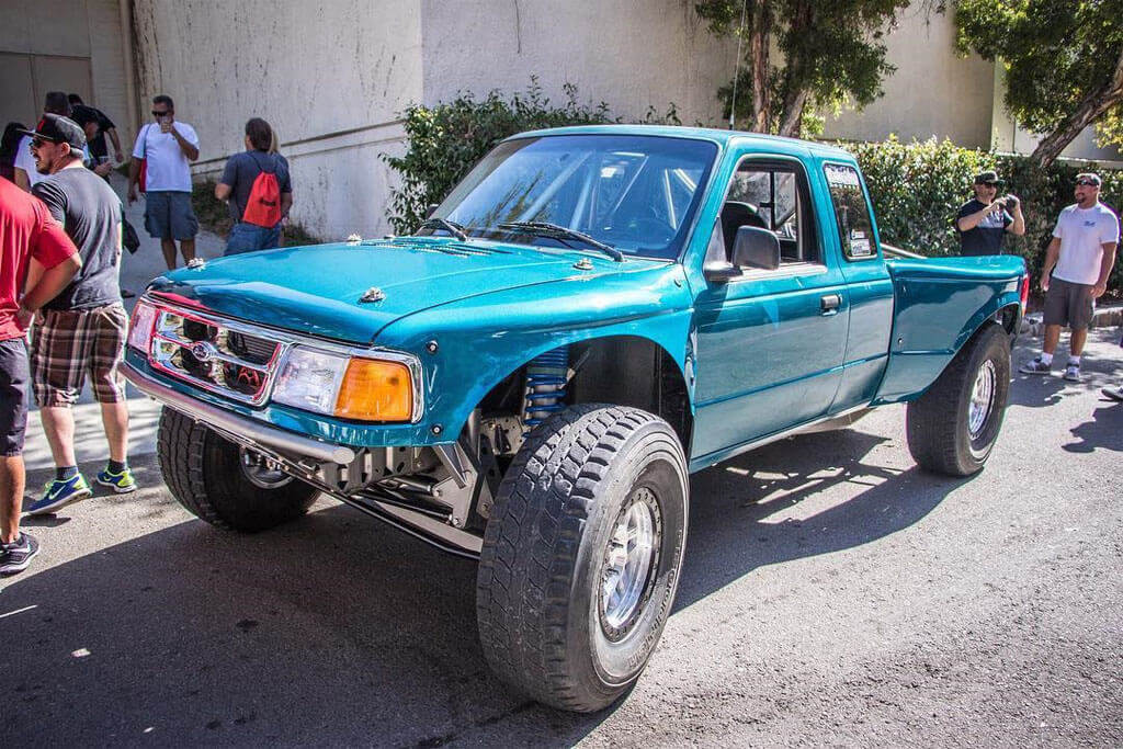 1995 Ford Ranger Prerunner Gumby from Southern California