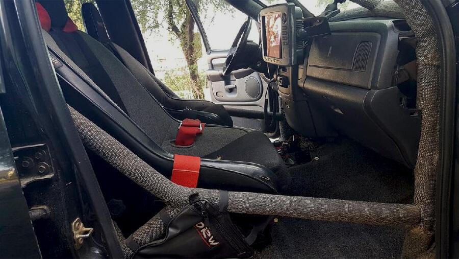 dodge ram suspension seats