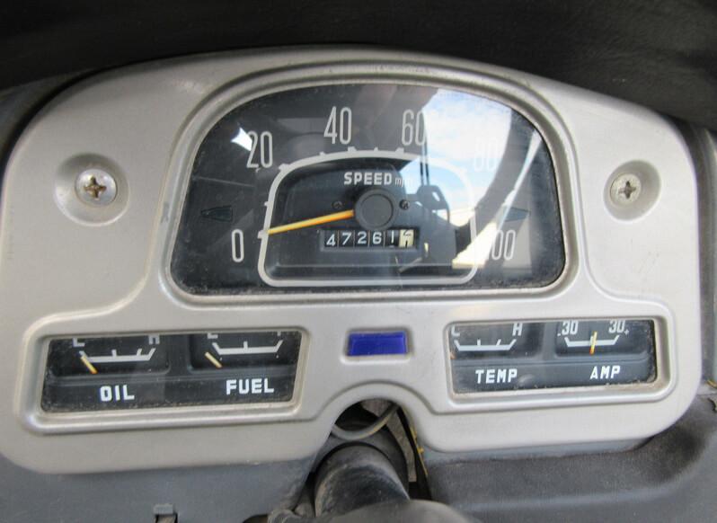Toyota fj 40 instrument panel
