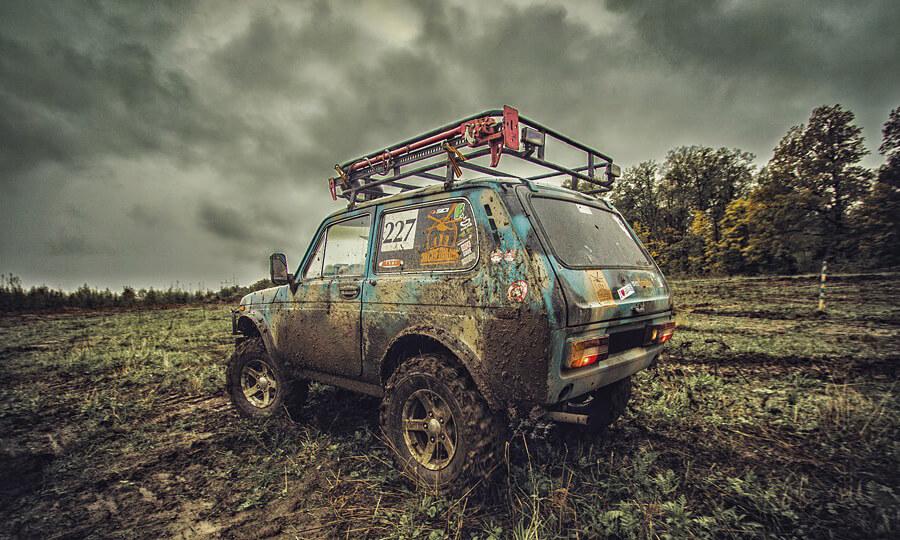lada niva mud tire m/t