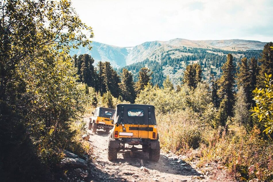 UAZ 469 overland, classic 4x4 expedition