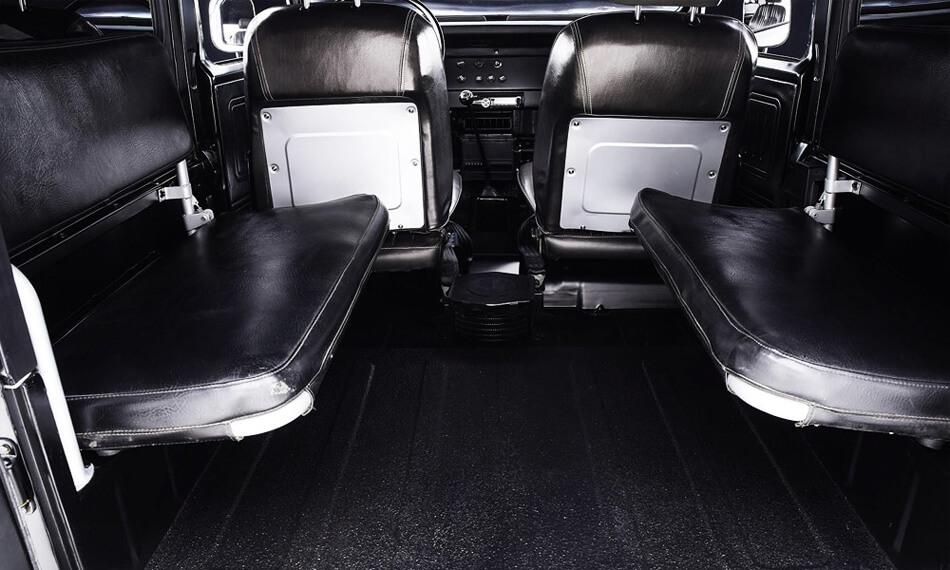 1979 Toyota land cruiser fj 40 rear seats