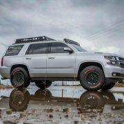 Chevy Tahoe prerunner lift kit
