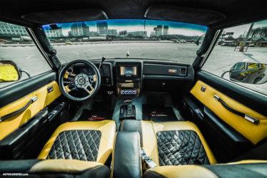 1989 Chevy Malibu interior mods