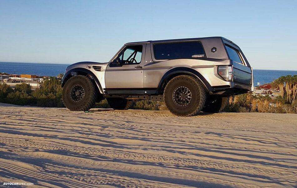 Ford Bronco Prerunner - Project Braptor