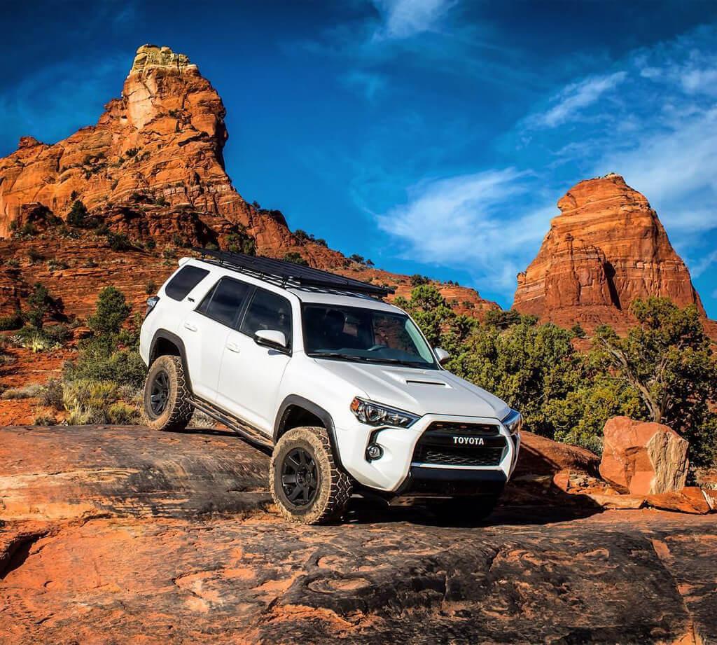 Toyota 4 Runner Rock Crawler