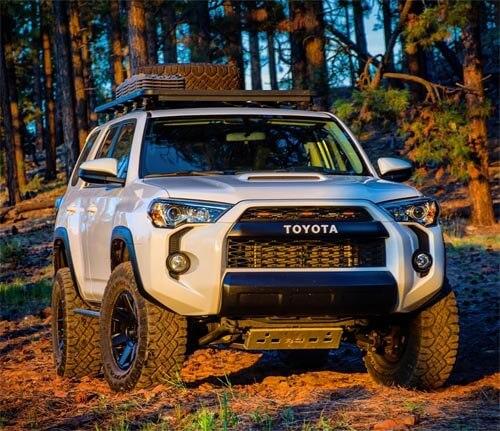 Storm Runner - Toyota 4 Runner Overland Project on 31 tires