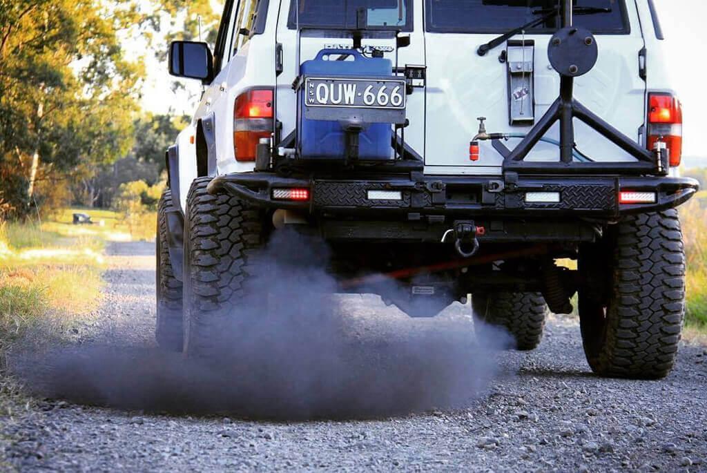Nissan Patrol Diesel overland vehicle