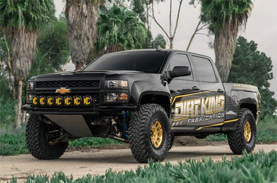 Chevy 1500 Prerunner