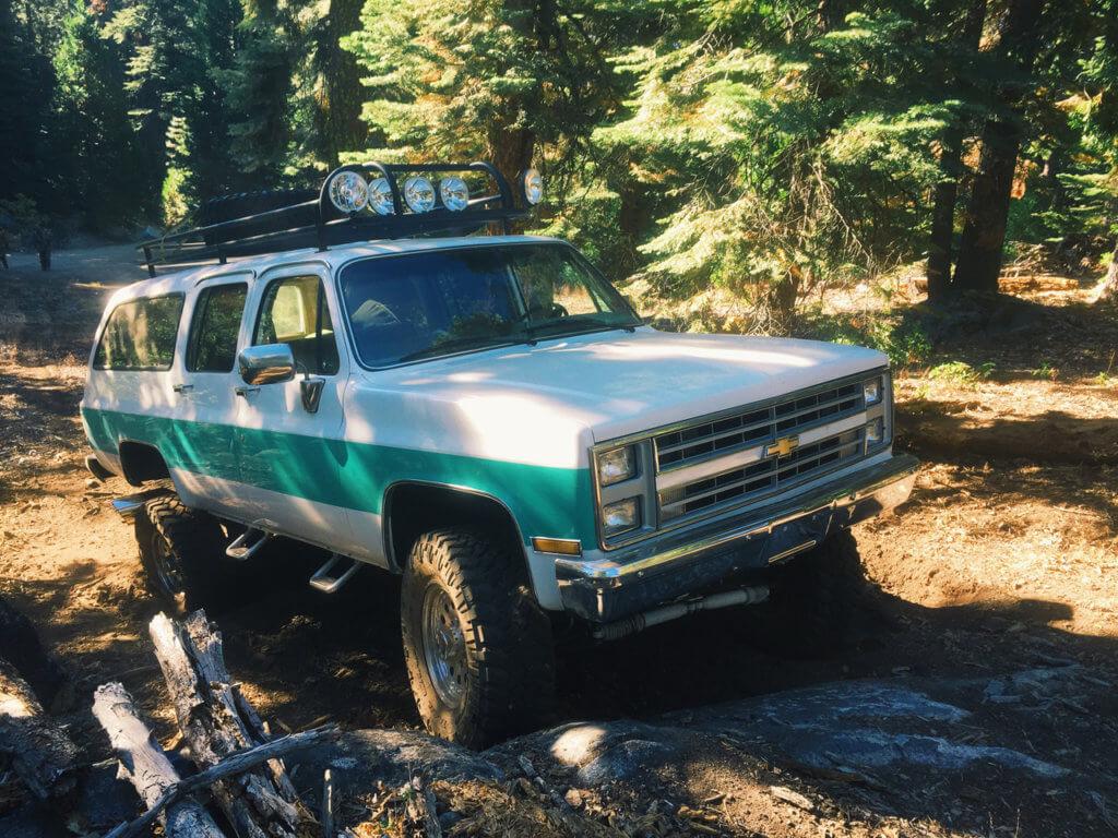 Chevy Silverado Offroad 4x4
