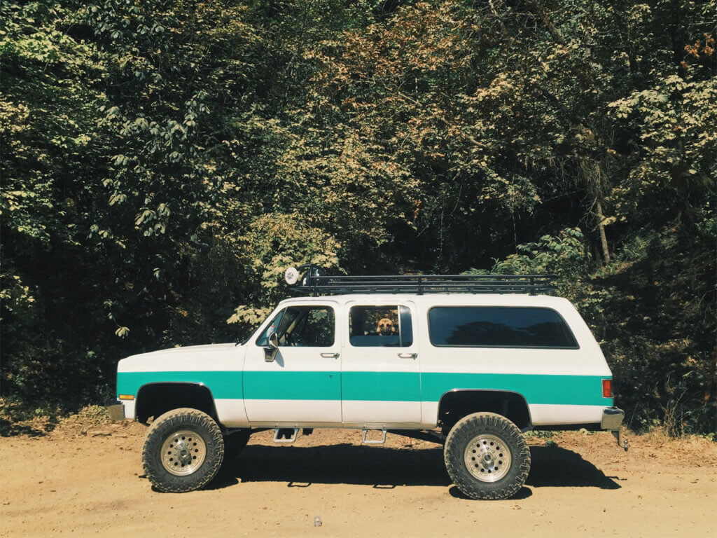 Lifted Square Body Chevy Trucks