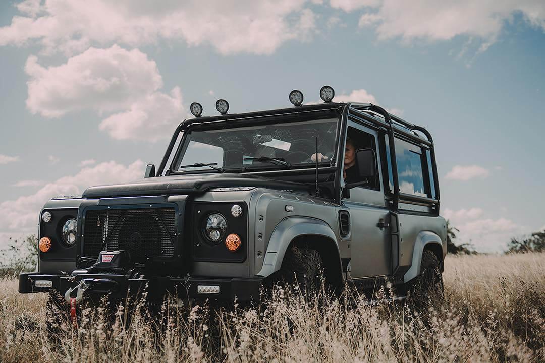 Land Rover Defender 90 by Eastcoastdefender