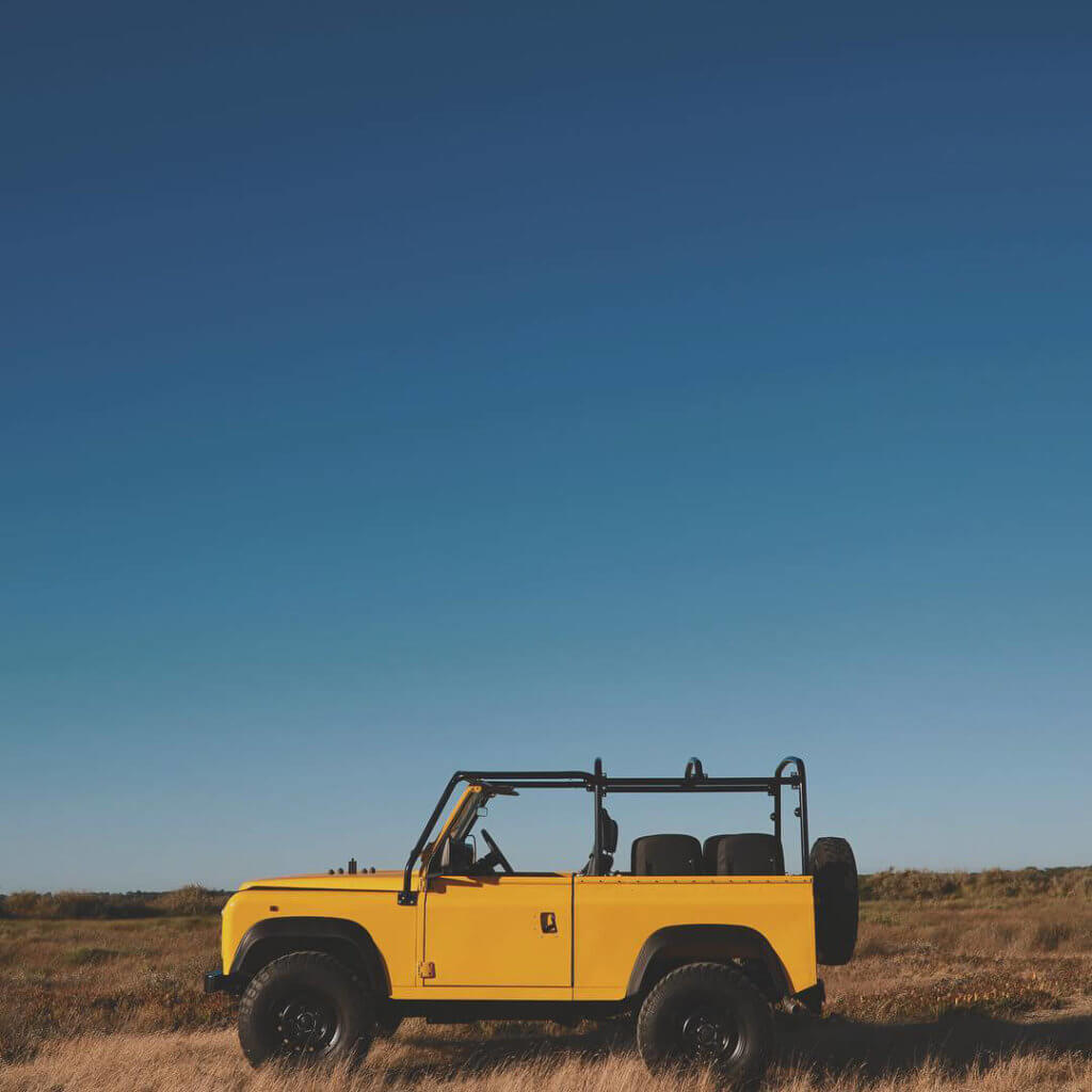 Classic 4x4 Land Rover