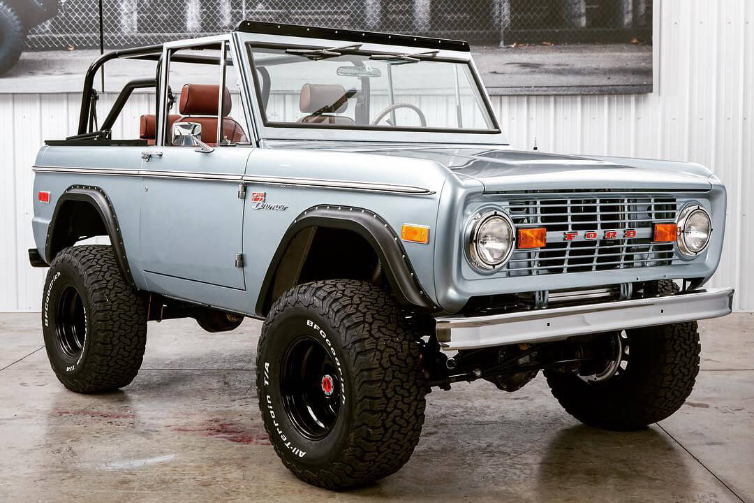 Classic 4x4 Trucks And Restored Vintage Suv For Sale
