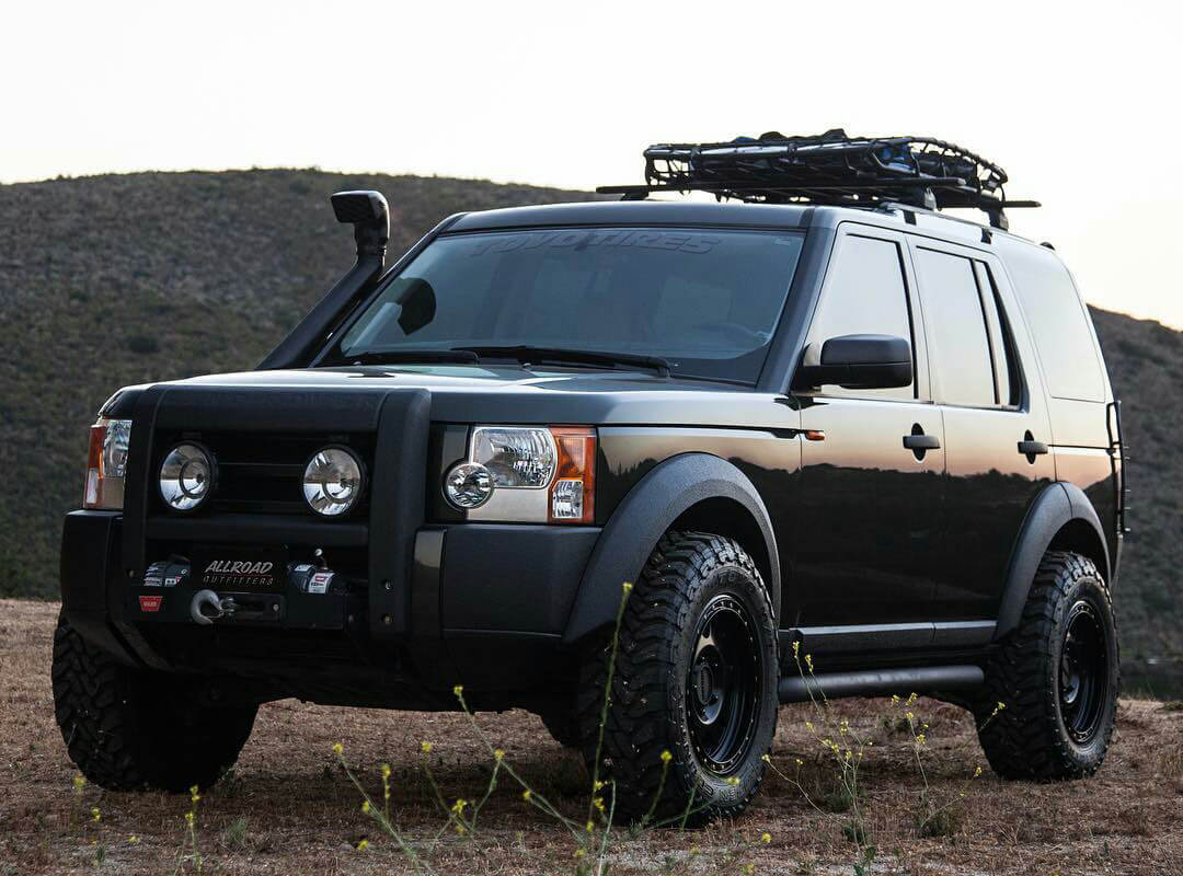 Land Rover LR3 reliability reviews and offroading