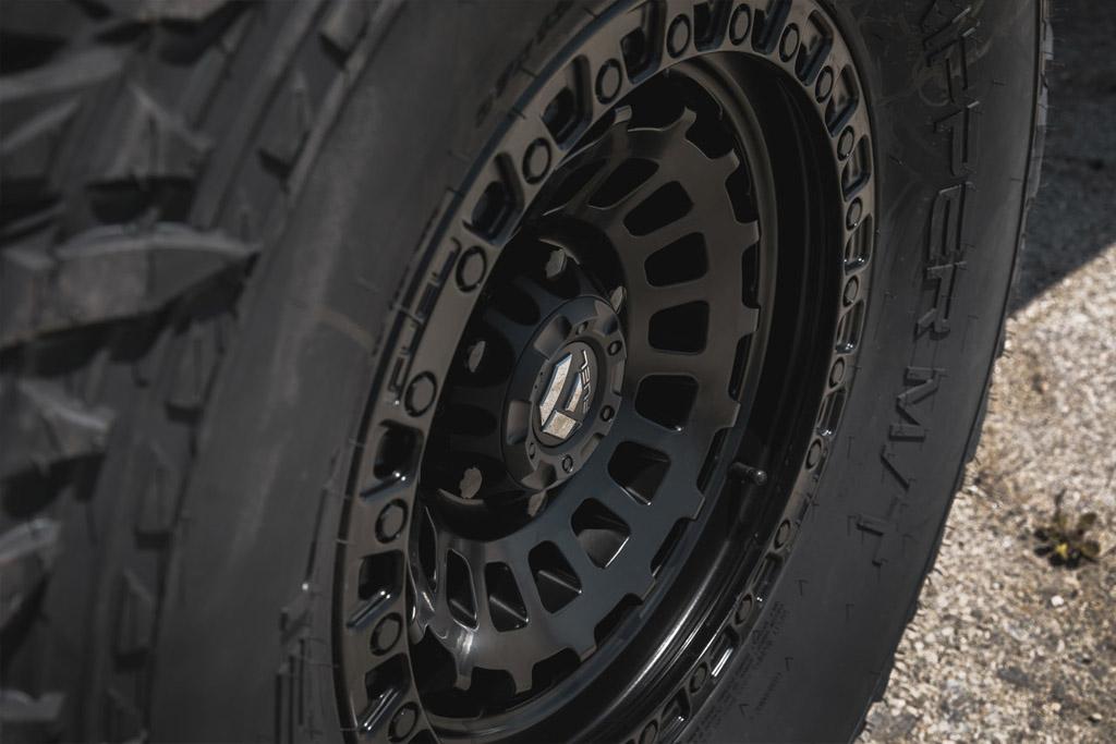 Fuel Zephyr offroad wheels 6 lug