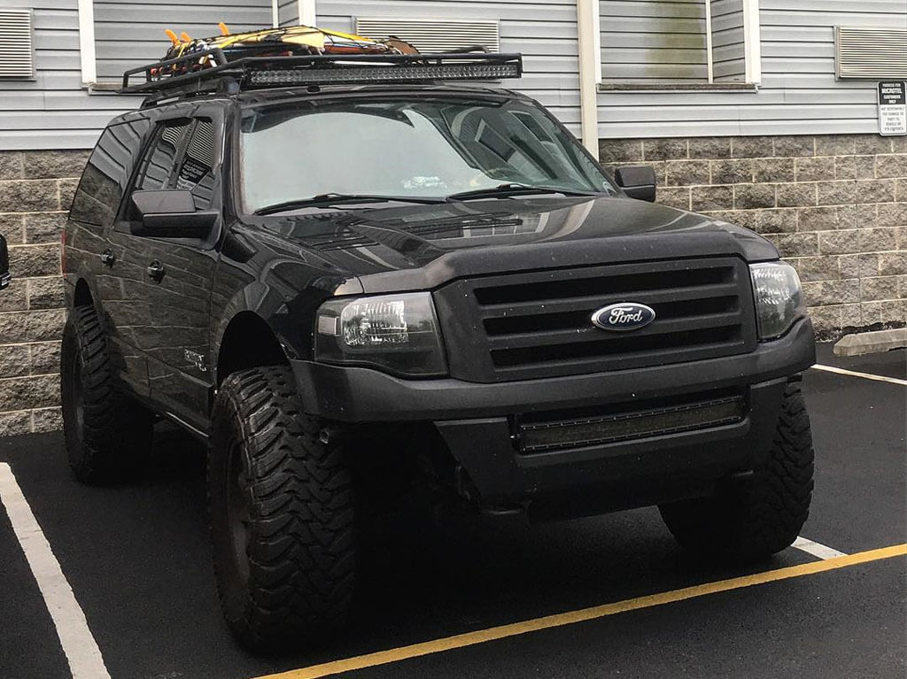 Ford Expedition 33 Inch Tires Vs 35 Pictures Lift And Wheel Specs