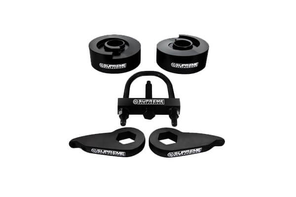 Supreme suspension lift kit for Ford Expedition
