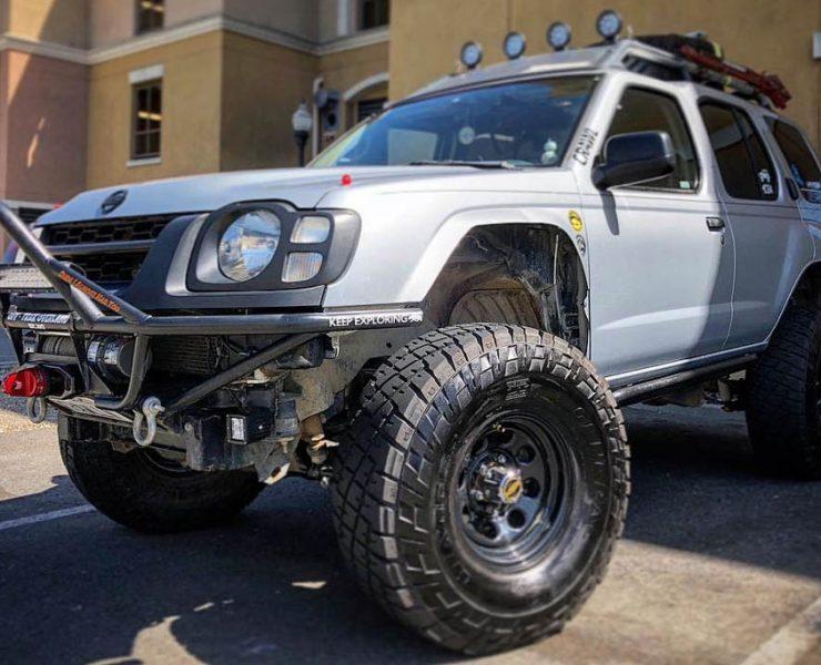 Nissan Xterra overland build new