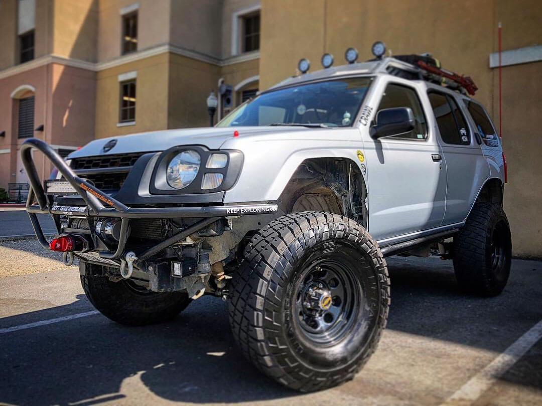 Nissan Xterra overland build