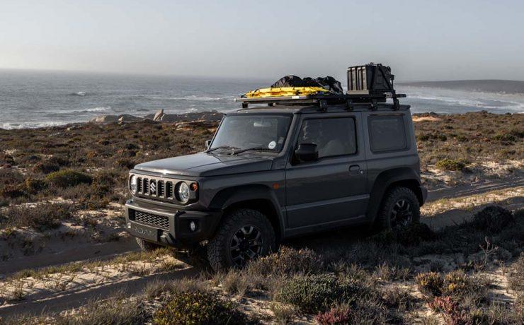 Suzuki Jimny Overland project -main