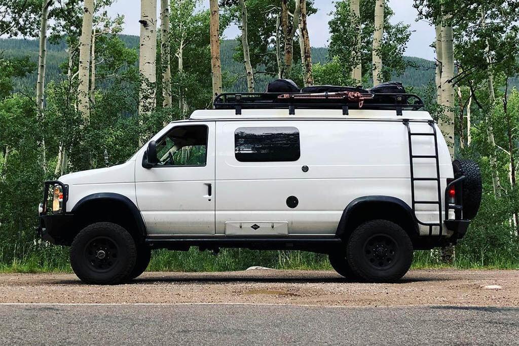 Ford E350 Sportsmobile for sale - overland van