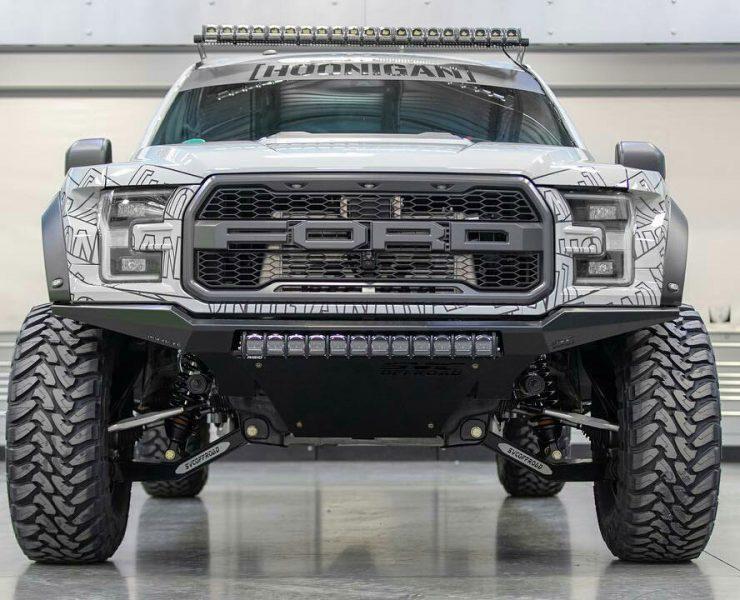 New Ford Raptor Prerunner by Hoonigans