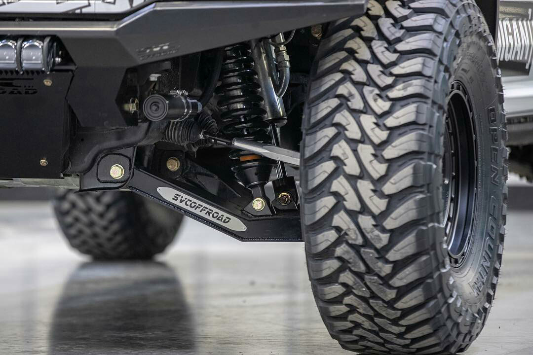 SVC off-road mid travel suspension kit for Ford F150 Raptor
