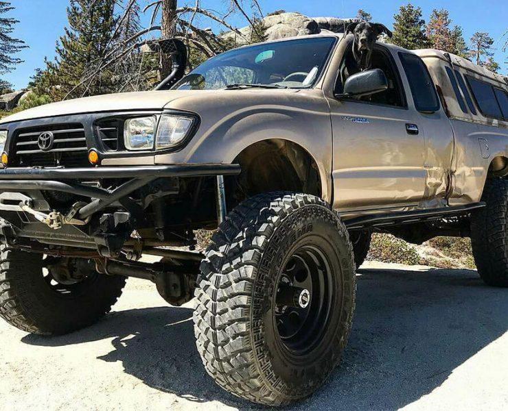 Toyota Tacoma Rock Crawler for sale San Diego