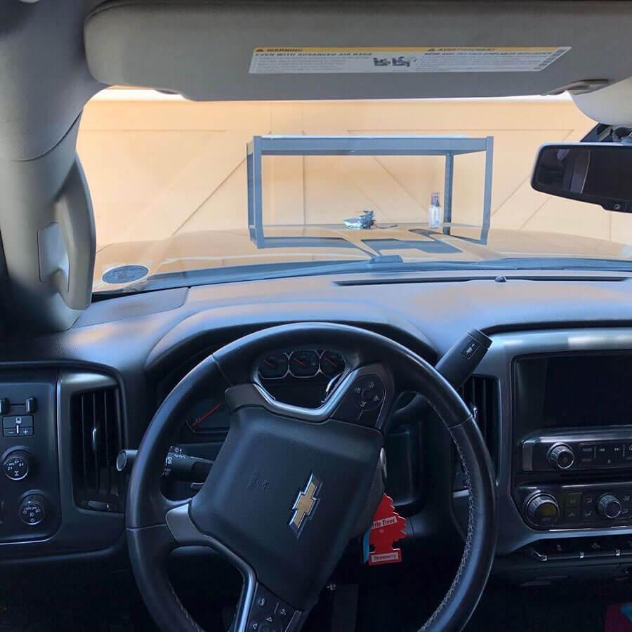 2015 Silverado 1500 LT interior