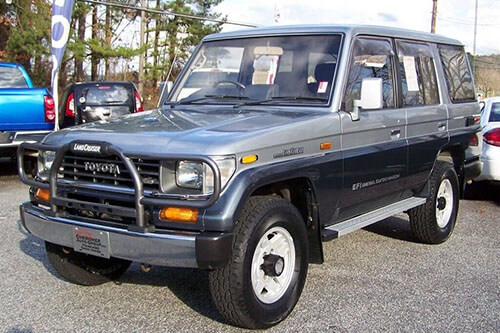 Toyota-Land-Cruiser-70-imported-from-Japan for sale