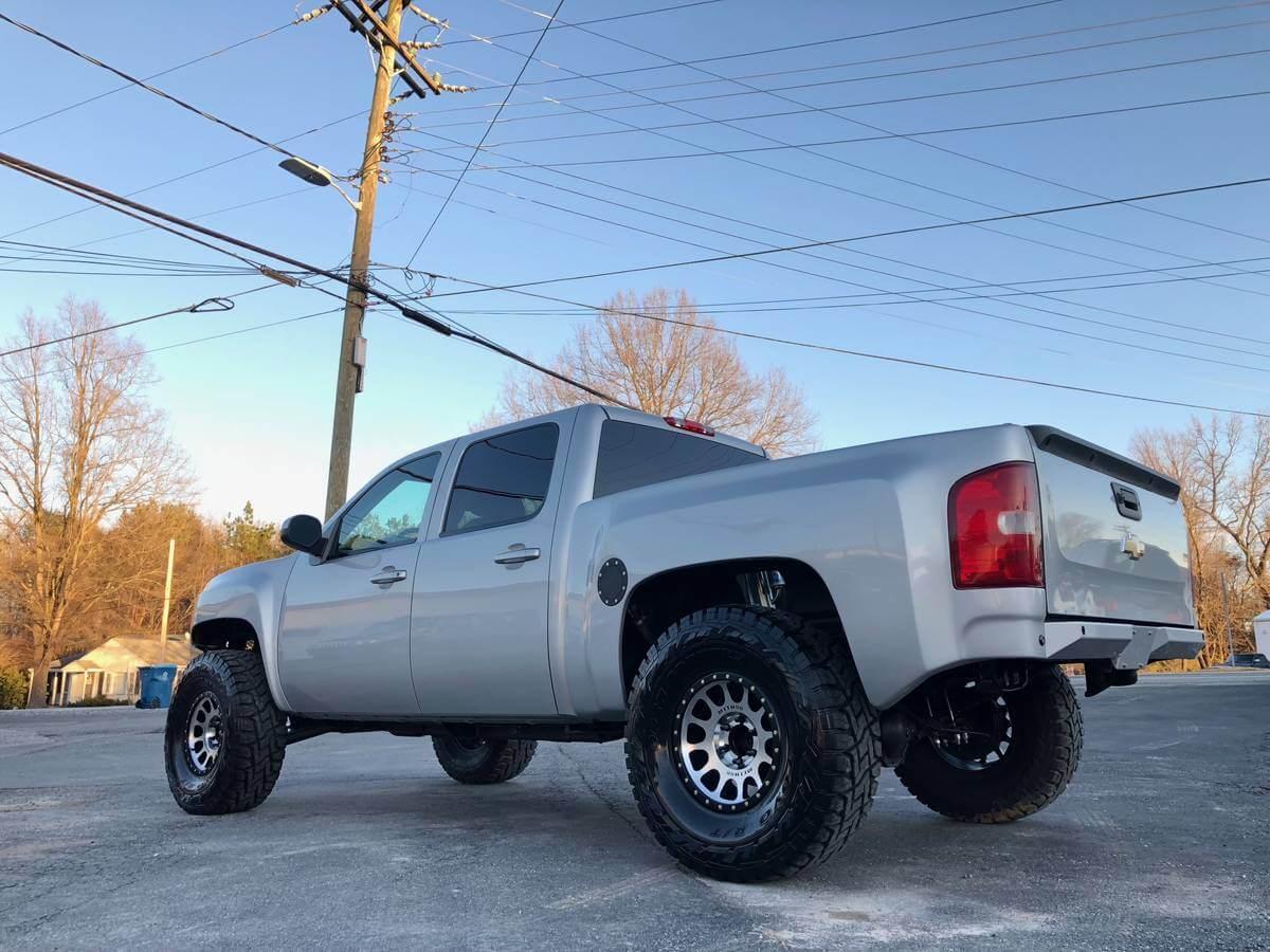 Chevy silverado trophy truck for sale