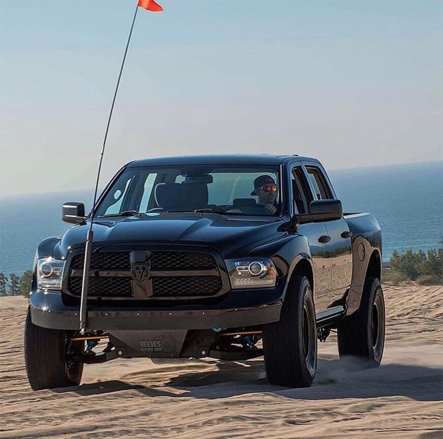 Dodge Ram 1500 prerunner for sale