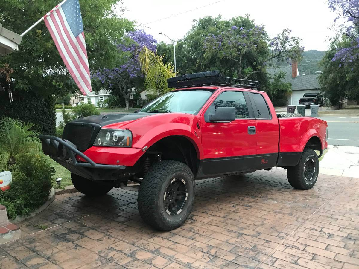 Long Travel ford F150 prerunner for sale