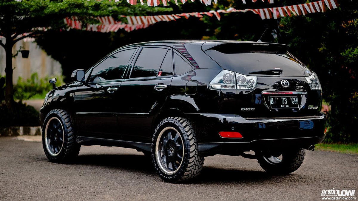 lifted lexus rx 330