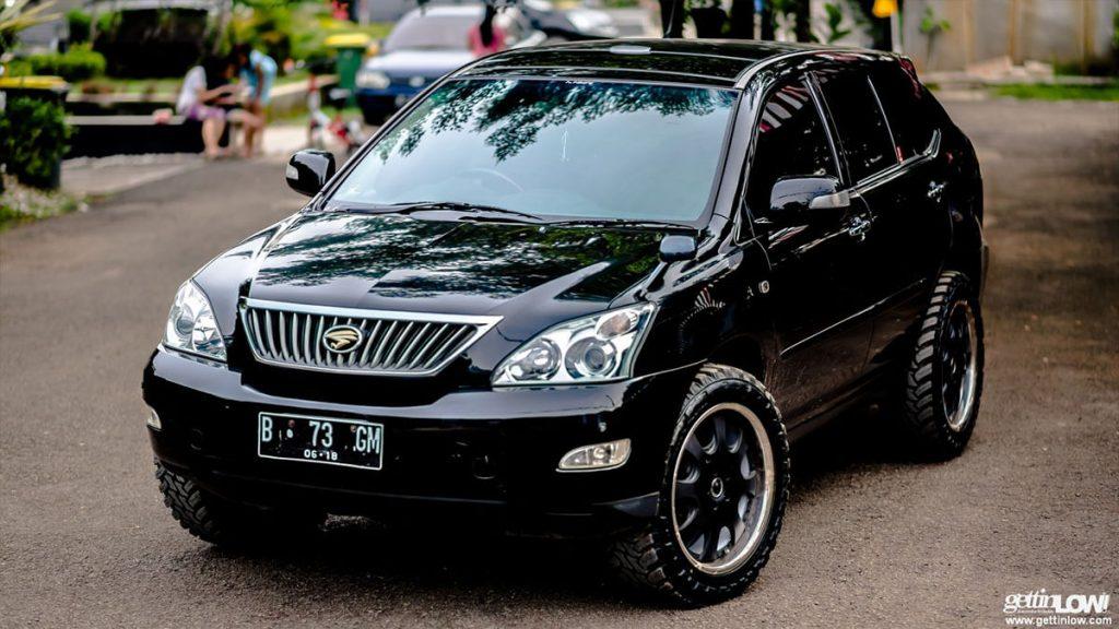 offroad ready lexus rx330