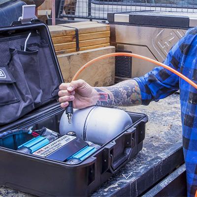 ARB On Board Twin High Performance Air Compressor