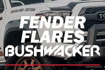 Bushwacker fender flares