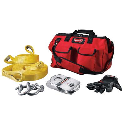 Warn recovery kit