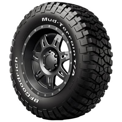 BF Goodrich tire mud terrain ta km 2