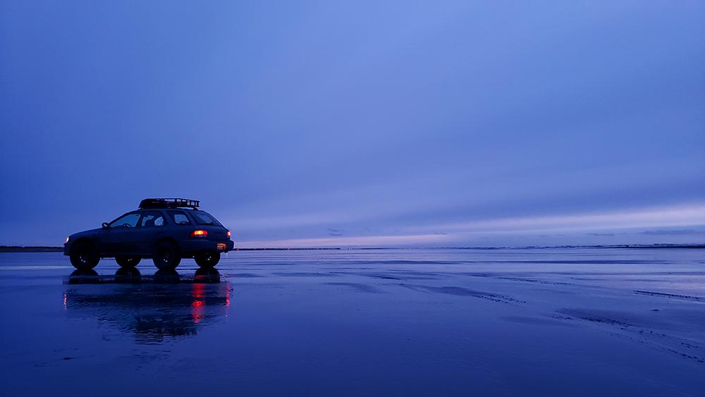 1997-1998 Subaru Impreza outback off-road package