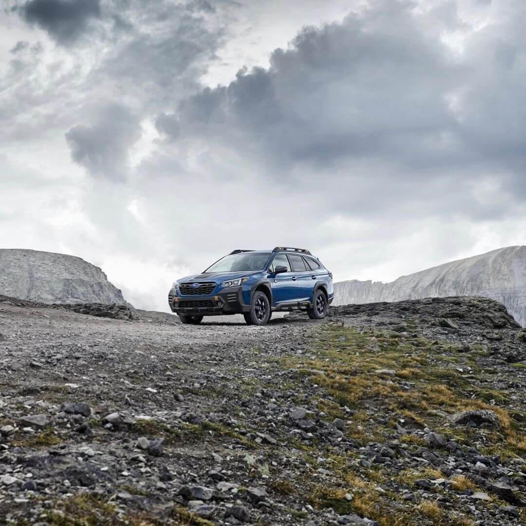 """2022 Subaru Outback Wilderness off-road edition with 1"""" lift"""