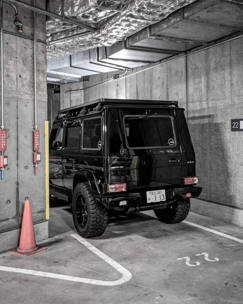 Black Gwagen