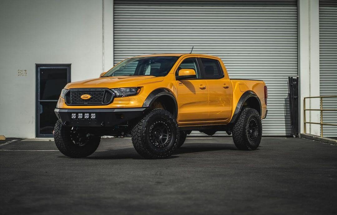 """Ford Ranger 31s, 32""""s, or 33 Inch Tires – What Lift and Wheels To Pick"""