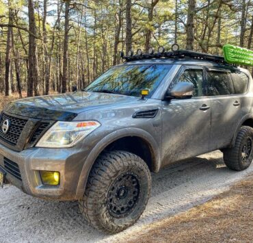 Nissan Armada 33s vs 35 Inch Tires – What Lift and Wheels To Pick