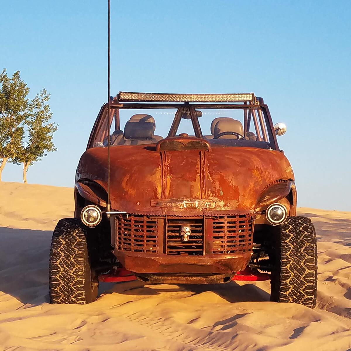 dune buggy rat rod