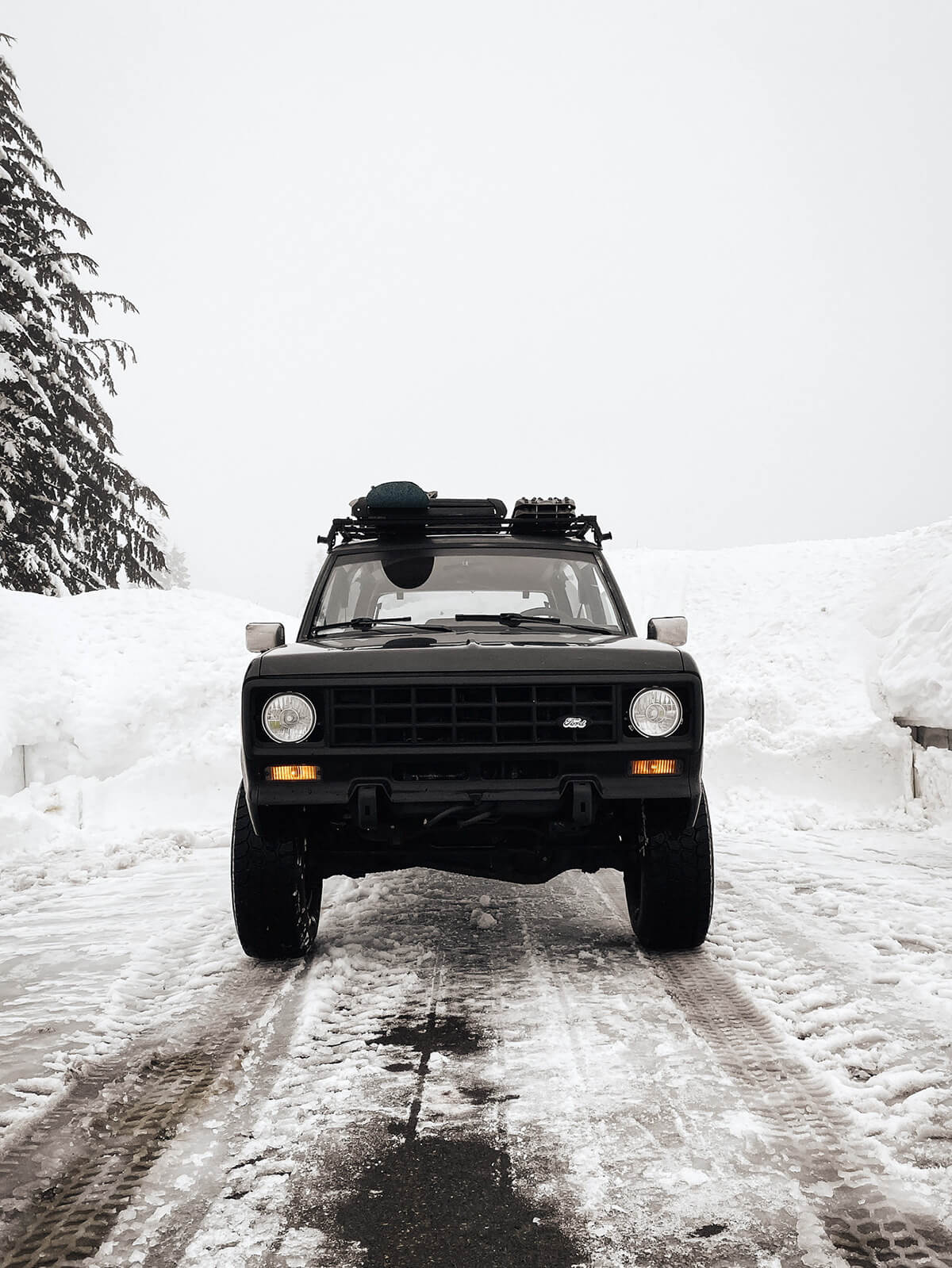 Small Ford Bronco II