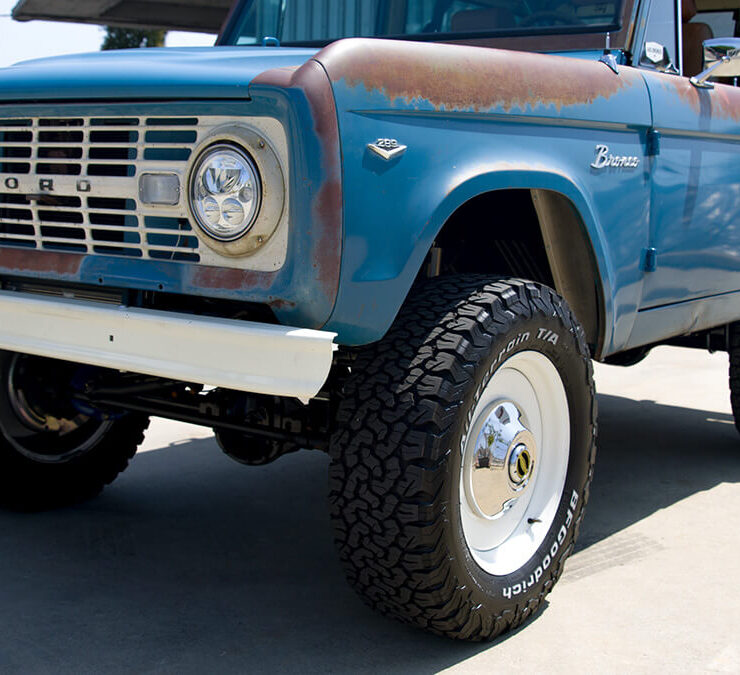 1967 Ford Bronco 1st generation original state